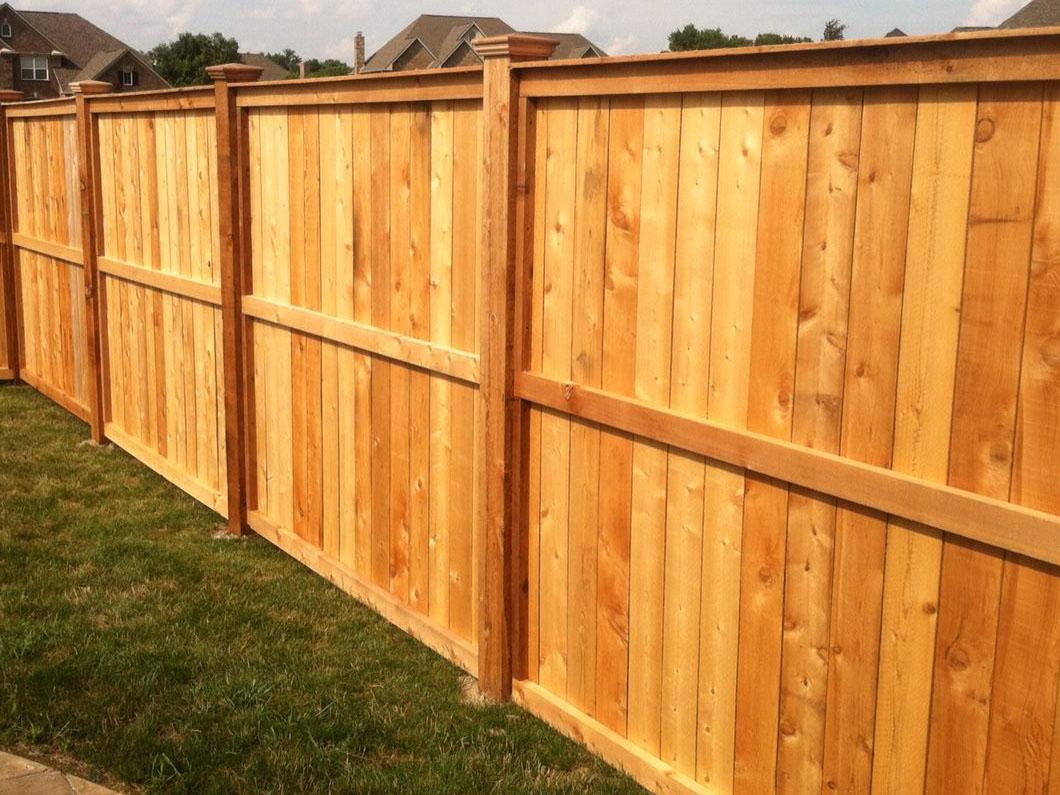 wood fencing in greer sc