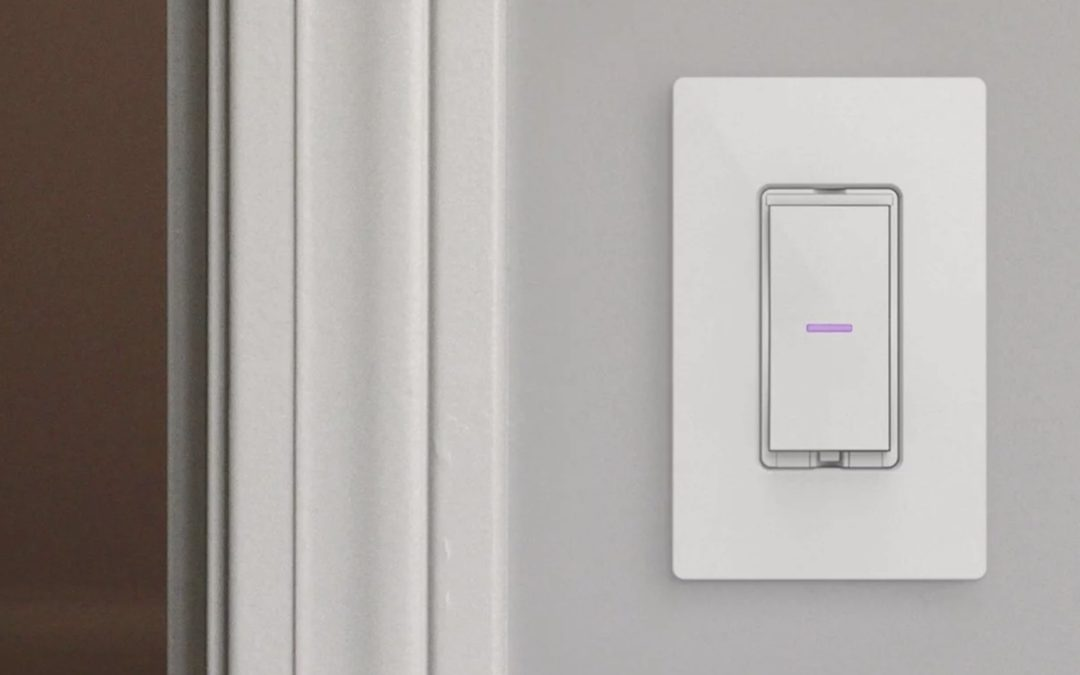 Just about anyone can DIY install a dimmer switch