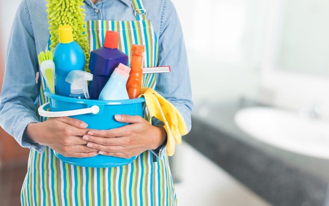 Do you want to reduce the time you spend cleaning your house