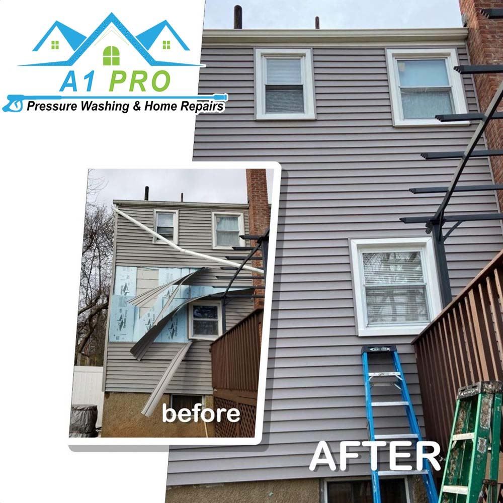 home siding repairs in Greenville SC